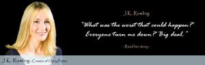 Author: J.K. Rowling . Go Deeper | Website