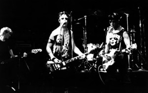 Social Distortion back in the old days