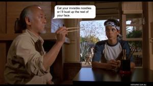 Karate Kid mr Miyagi Quotes mr Miyagi Quotes Karate Kid