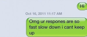 16 Perfect Responses For When Someone Doesn't Text You Back
