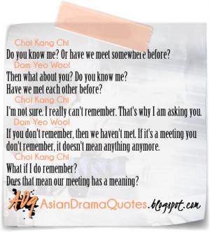 Famous Quotes About Family Drama ~ Korean Drama Quotes - Gu Family ...