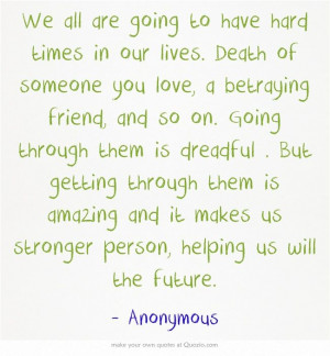 Best Love Quotes For Hard Times: Lovequotestogetthroughhardtimes117 ...