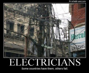 BLOG - Funny Electrician
