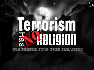 All Terrorists are Muslims…Except the 94% that Aren't