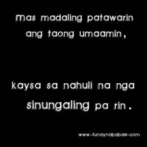 ang sex quotes tagalog in Broadford