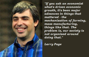Larry page famous quotes 2