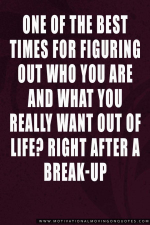 quotes about moving on after a break up 62