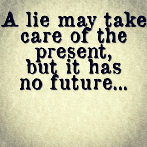 ... with lie don t lie where you stand don t care you cared lie quote