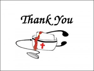 Thank You Nurse Graduation Cards areBecoming Very Popular!