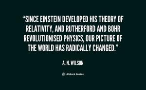 Albert Einstein Quotes About Evil