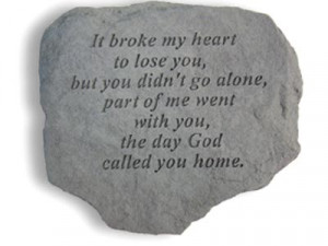 Our Pet Memorial Stones are of high quality and reasonably priced.
