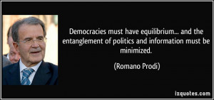 More Romano Prodi Quotes