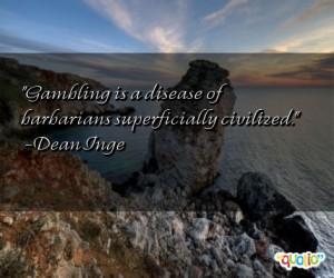 Gambling Quotes