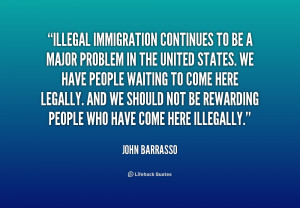 Illegal Immigration Quotes
