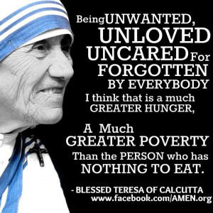 Quotes: Mother Teresa