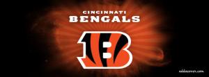 Cincinnati Bengals Facebook Cover