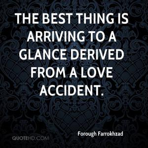 Forough Farrokhzad Quotes