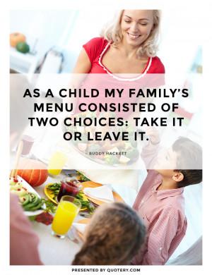 family-menu-take-it-or-leave-it