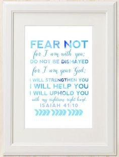 Scripture Print for Gallery Walls / PROVERBS 3:3 Inspired Christian ...