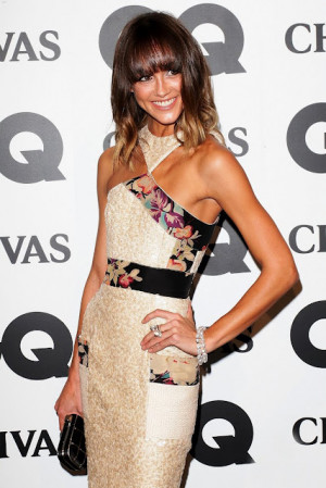 Sharni Vinson is a style icon and she dazzled The Aussie 2011 GQ Men ...