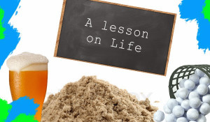 Favourite Quotes: A Lesson On Life