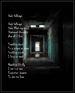 ... dark self our dark depressing poetry dark and depressing poems