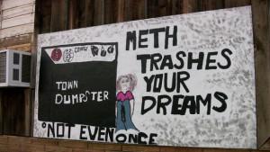 Anti-Meth Signs Around the US (54 pics)