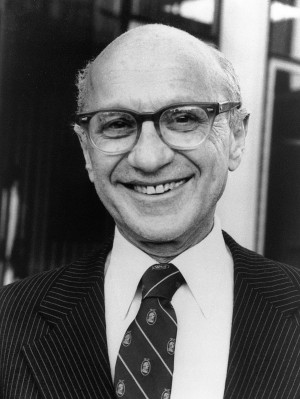 Professor Emeritus Milton Friedman dies at 94