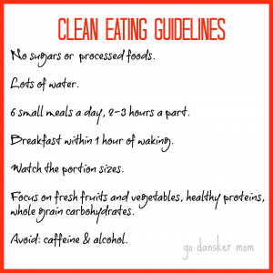 Clean Eating Quotes. QuotesGram