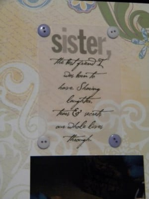Step Sister Quotes