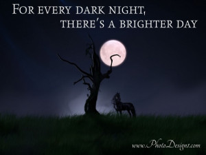 Dark Quotes About Life And Death: For Every Dark Night Quote And The ...