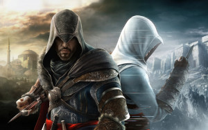 Download Assassin's Creed - Revelations wallpaper