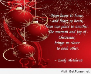 Christmas family quote with image - Funny Pictures, Funny Quotes, F...