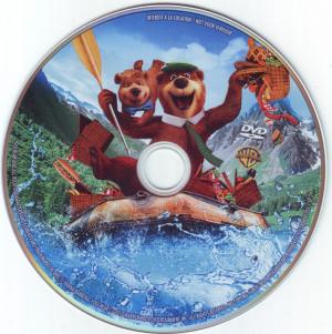 Yogi Bear DVD