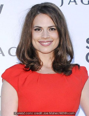 ... Summer Party in Kensington Gardens - Arrivals Hayley Atwell photo