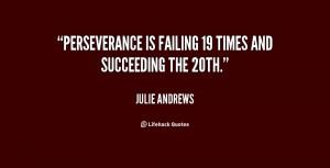 Perseverance quotes - brainyquote, Perseverance quotes brainyquote ...