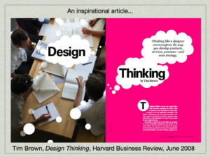 Design Thinking front cover