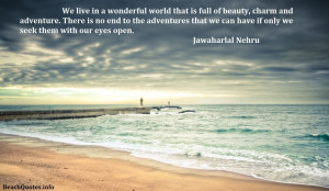 Live Life To The Fullest Quotes Of The Day: Beach Quotes About ...