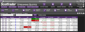 Scottrade Streaming Quotes Won't Open http://www.stockbrokers.com ...