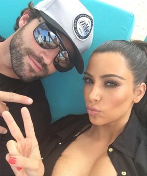 Kim Kardashian Instagram...