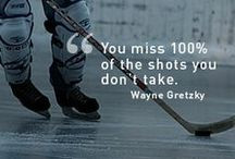 Great Quotes / Here is some inspiration hockey quotes to get you ...