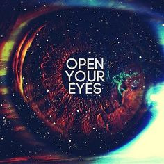 open # your # eyes # quote more holiday quotes heart life eye ...