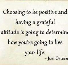 Amen! Positive attitude ♡ = Not letting anyone steal my JOY!