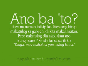 Back > Quotes For > Quotes On Love Hurts Tagalog
