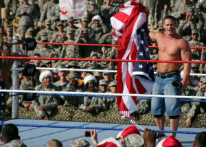 Here we look at some of the famous John Cena quotes .
