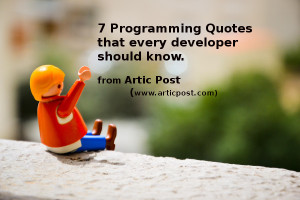 Best Programming Quotes That Every Developer Should Know