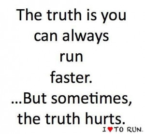 Sometimes the truth hurts: Truths Hurts, Girls, Truth Hurts, Exerci ...