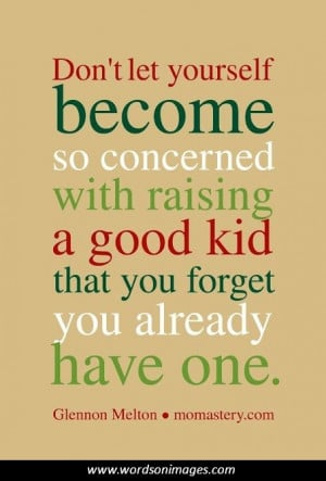 Positive parenting quotes