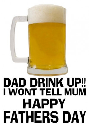 Funny Father's Day Poems 003