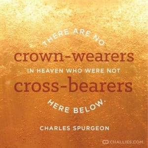 Great Charles Spurgeon quote